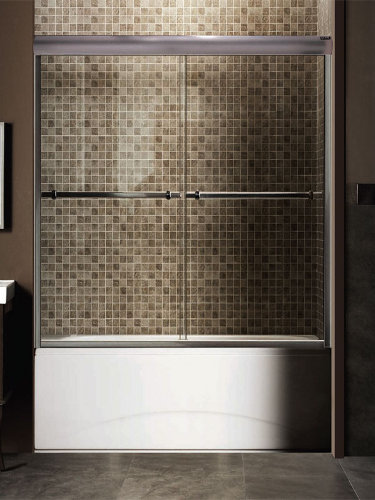 Installing Bathtub Shower Doors | DoItYourself.com