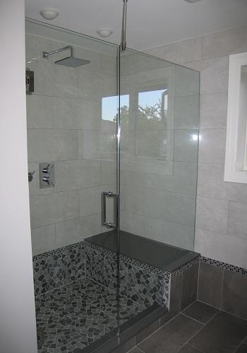 Clear Shower Curtain Ideas Bathroom