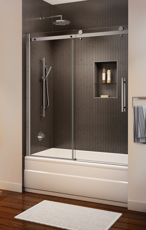 MA Sliding Glass Shower Doors | Cape  Islands Glass