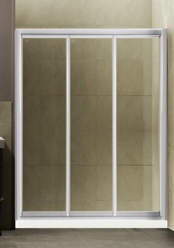 Bathtub shower doors quotes for 3 panel tub shower doors