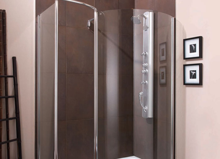 serenity shower door installation instructions