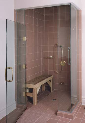 Our Barrier Free Systems Ensure Wide Wheelchair Access, Minimal Or No  Bottom Track And Give Maximum Support In Case Someone Slips In The Shower.