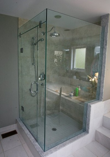 Glass Shower Door Handles