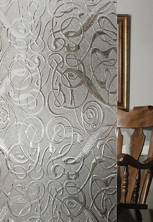 Patterned Glass Artistcraft