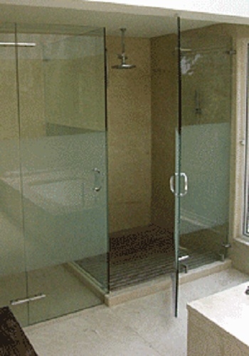 Bathroom Partition Glass Model sandblasted bathroom doors & bathroom door with frosted glass panel