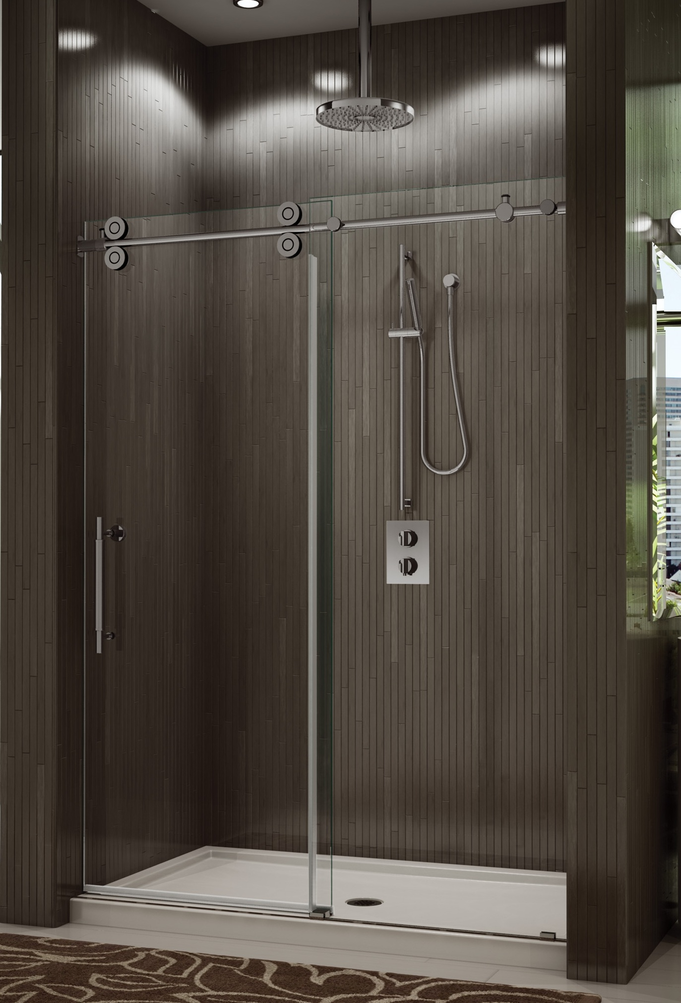 Shower Door of Canada Inc.: Shower Enclosures | Sliding Shower Doors