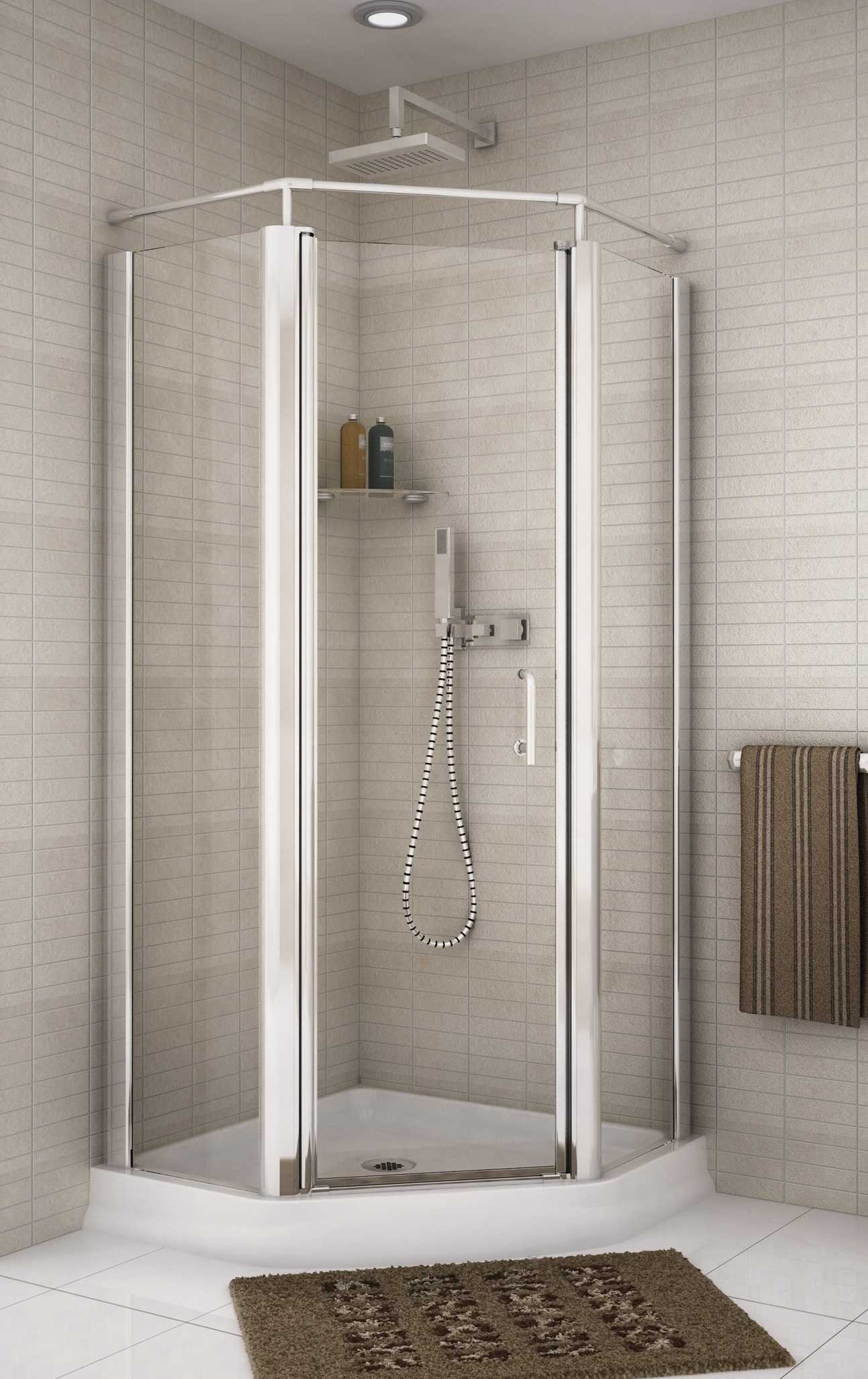 Neo Angle Showers Sizes