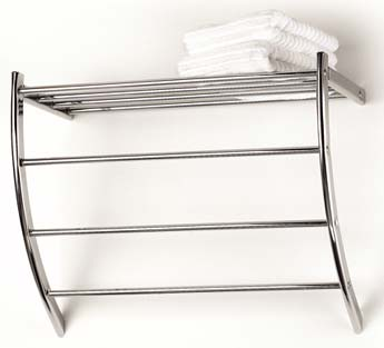 Arc Hotel Towel Rack