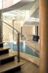 Stainless Rail and Swimming Pool Partition