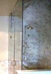 Sandblast Steam Door & Enclosure